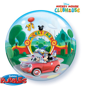 Mickey Park Bubble