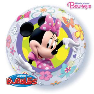 Minnie Bow Bubble