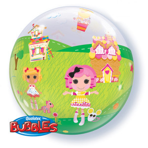 Lalaloopsy Land Bubble