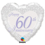 60th Anniversary Heart