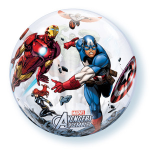Avengers Assemble Bubble