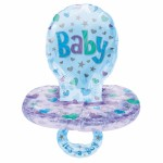 Baby Pacifier Blue