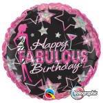 Birthday Fabulous