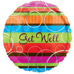 Colourful Get Well