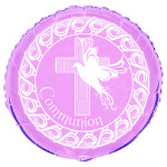Pink Cross Communion